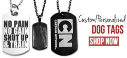Custom Personalized Dog Tags